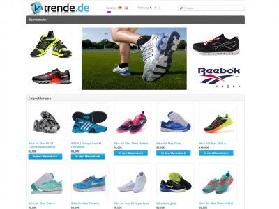 Інтернет магазин взуття Vtrende